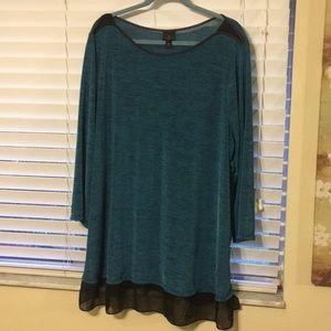 Worthington Shirt Size 3X